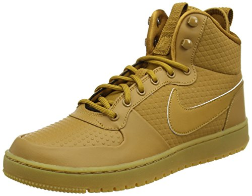 Nike Herren Court Borough Mid Winter Basketballschuhe