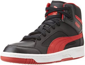 Puma Puma Rebound v2 Unisex-Kinder Hohe Sneakers