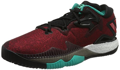 adidas Herren Crazylight Boost Lo Basketballschuhe