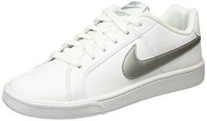 Nike Damen Wmns Court Royale Turnschuhe, White / Metallic Silver, media