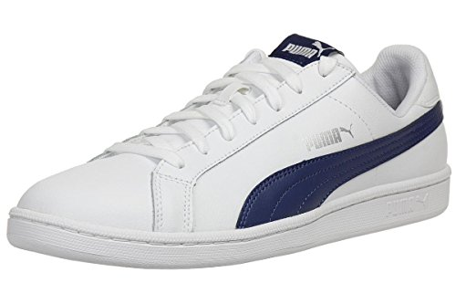Puma Unisex-Erwachsene Smash Leather Low-Top