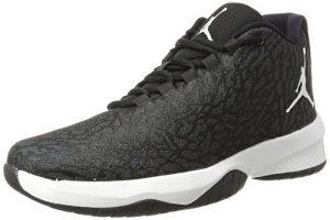 Nike Herren Jordan B. Fly Basketballschuhe, Schwarz
