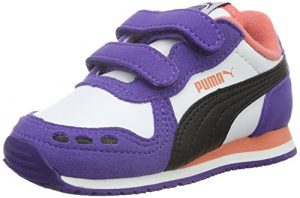 Puma Unisex-Kinder Cabana Racer SL V Low-Top