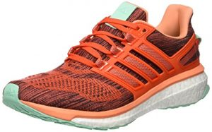 adidas Damen Energy Boost 3W Joggingschuhe, Rot