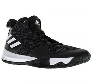 adidas Herren Explosive Flash Basketballschuhe