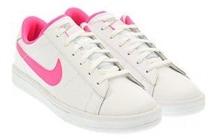 Nike Mädchen Tennis Classic (Gs) Tennisschuhe, Weiß, 36,5 EU