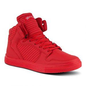 FiveSix Herren Sportschuhe High Top Sneaker Basketballschuhe Freizeitschuhe Schuhe