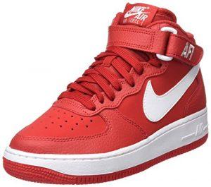 Nike Jungen Air Force 1 Mid (Gs) Basketballschuhe