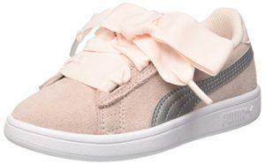 Puma Unisex-Kinder Smash V2 Ribbon AC PS Sneaker