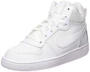 Nike Jungen Court Borough Mid (Gs) Basketballschuhe