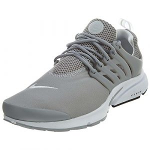 Nike Herren Air Presto Essential Grau Textil/Synthetik Sneaker