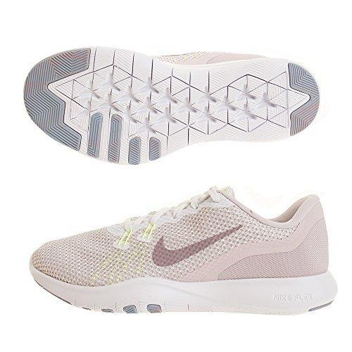Nike Damen Flex Trainer 7 Rosa Mesh Sneaker
