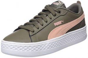 Puma Damen Smash Platform L Sneaker