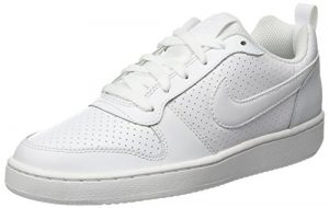 Nike Herren Court Borough Low Basketballschuhe, Grau