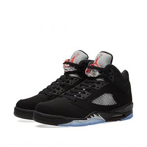 Nike Herren Air Jordan 5 Retro Og Bg Basketballschuhe
