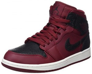 Nike Air Jordan 1 Mid Herren Basketballschuhe