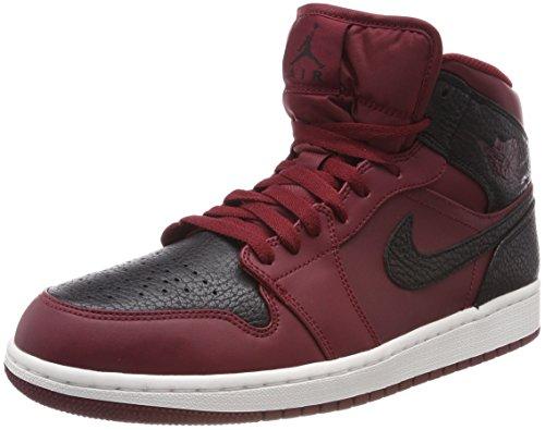 Nike Herren Air Jordan 1 Mid Basketballschuhe