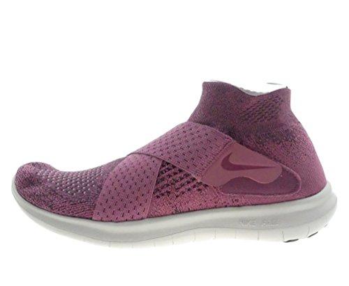 Nike Fitnessschuhe mit Socke Damen Free RN Motion Flyknit 2017 Running