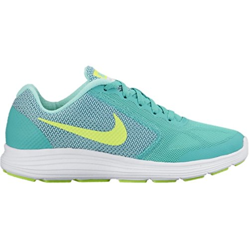 Nike Mädchen Revolution 3 (GS) Laufschuhe