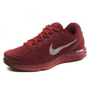 Nike Dual Fusion Run 3 Flash Laufschuhe Fitnessschuhe weinrot