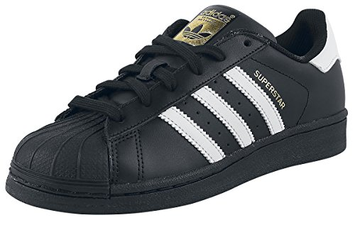 adidas Unisex-Erwachsene Superstar Foundation Low-Top