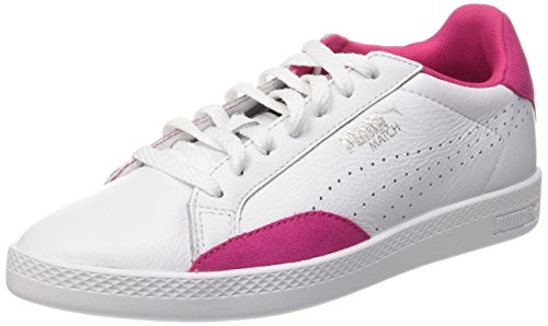 Puma Damen Match Lo Basic Sports Sneaker, Mehrfarbig