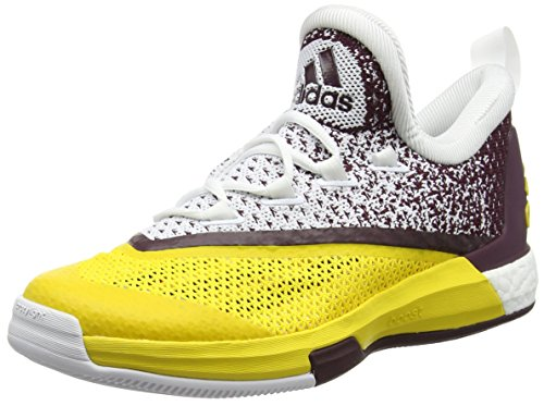 adidas Herren Crazylight Boost 2.5 Low Basketballschuhe