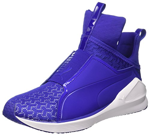 Puma Damen Fierce Eng Mesh Hohe Sneakers