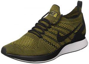 Nike Herren Air Zoom Mariah Flyknit Racer Gymnastikschuhe, Schwarz