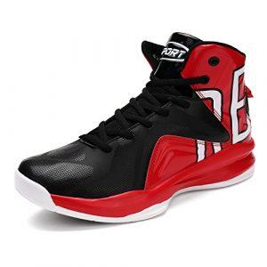 ASHION Herren Basketballschuhe Sneakers Ausbildung Outdoor Turnschuhe