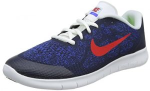 Nike Unisex-Kinder Free RN 2017 (GS) Laufschuhe