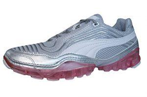 Puma Cell Meio Womens Running Schuhe Sneaker / Schuh – Silber