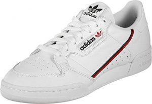adidas Continental 80 Herren Sneaker Weiß
