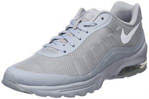 Nike Herren Air Max Invigor Laufschuhe, Grau, 41 EU