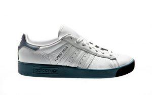 adidas Originals Forest Hills, Footwear White-Footwear White-Raw Grey, 13,5