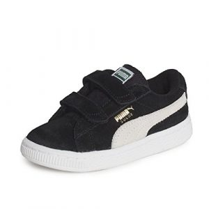 Puma Unisex-Kinder Suede 2 Straps Inf Low-Top,