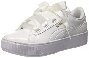 Puma Damen Vikky Platform Ribbon P Sneaker