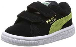 Puma Classic Suede 2 Straps Kids Unisex-Kinder Sneaker