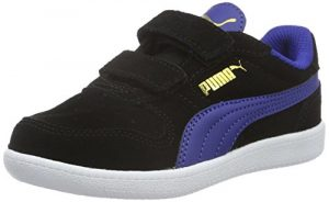 Puma Unisex-Kinder Icra Trainer SD V PS Low-Top,