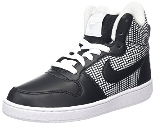Nike Damen Court Borough Mid Se Basketballschuhe