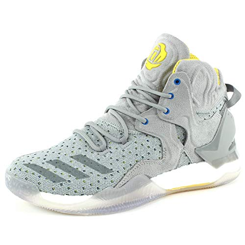 adidas Consortium X SNS D Rose 7 Primeknit Boost Schuhe Herren Basketball-Schuhe Sportschuhe Grau BB1946