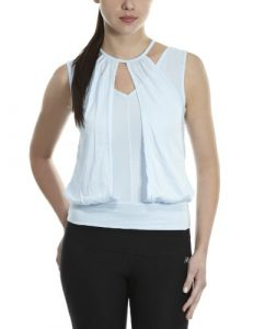 Nike Damen Kleid Dri-FIT Dance Top, ärmellos