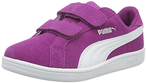 Puma Unisex-Kinder Smash Fun SD V PS Low-Top