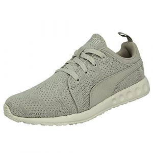 Puma CARSON CAMO MESH Beige Unisex Sneakers Schuhe Evertrack Neu