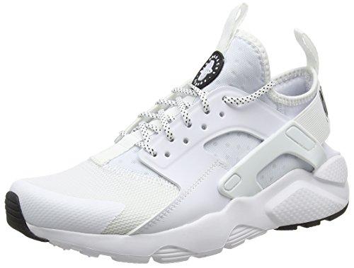 NIKE Herren Air Huarache Run Ultra Men's Shoe Laufschuhe, weiß/schwarz