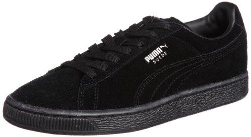 Puma Herren Suede Classic+ Sneakers, Schwarz (Dark Shadow 77), 42 EU