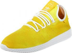 adidas Originals Herren Schuhe/Sneaker PW HU Holi Tennis H Gelb 37 1/3