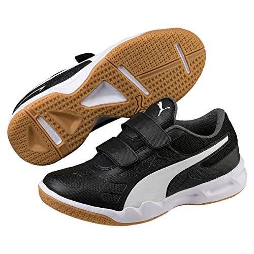 Puma Unisex-Kinder Tenaz V Jr Multisport Indoor Schuhe