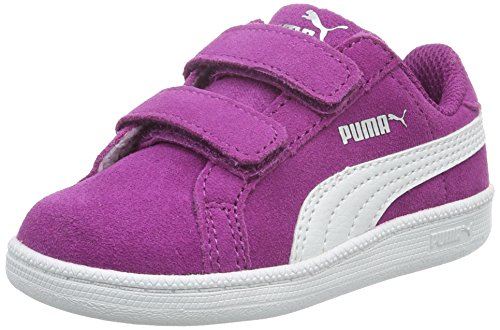 Puma Unisex-Kinder Smash Fun SD V Low-Top