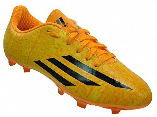 Adidas Leo Messi F5 FG Junior Kinder Nocken Fußballschuhe Gelb/Orange